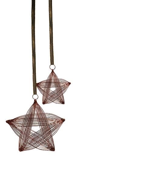 Sterne-filigran-Weihnachtsbaum