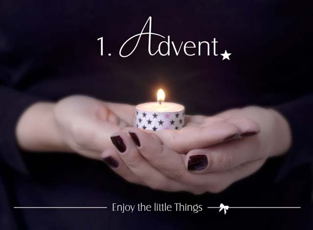 1.Advent-geniesse
