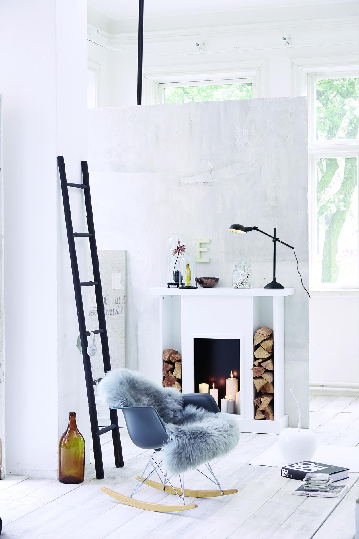 7 tolle Ideen wie ihr eure Kaminkonsole dekorieren könnt - Wohnkonfetti