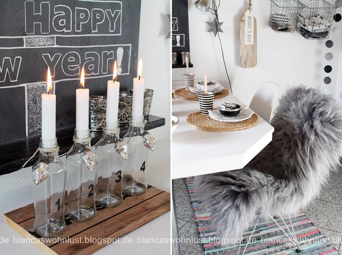 Die sch nsten adventskr nze von bloggern wohnkonfetti - Tischdeko ideen weihnachten ...