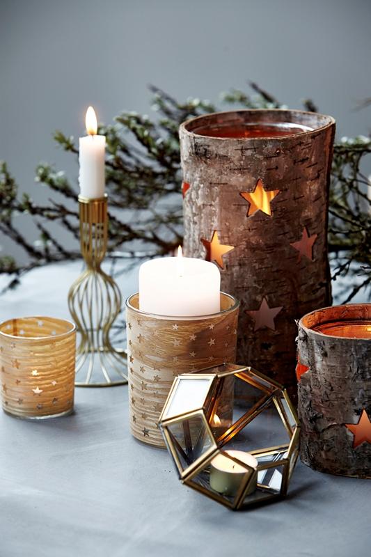 Tischdeko-Weihnahten-Kerzen