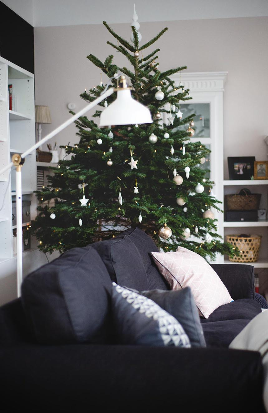 Wiener Wohnsinn Weihnachtsbaum
