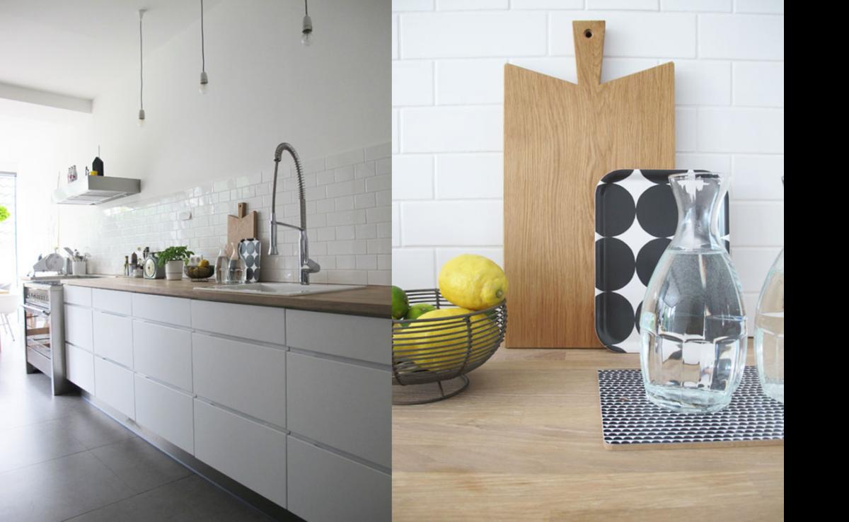 Die Küche von Ricarda – 23qm Stil