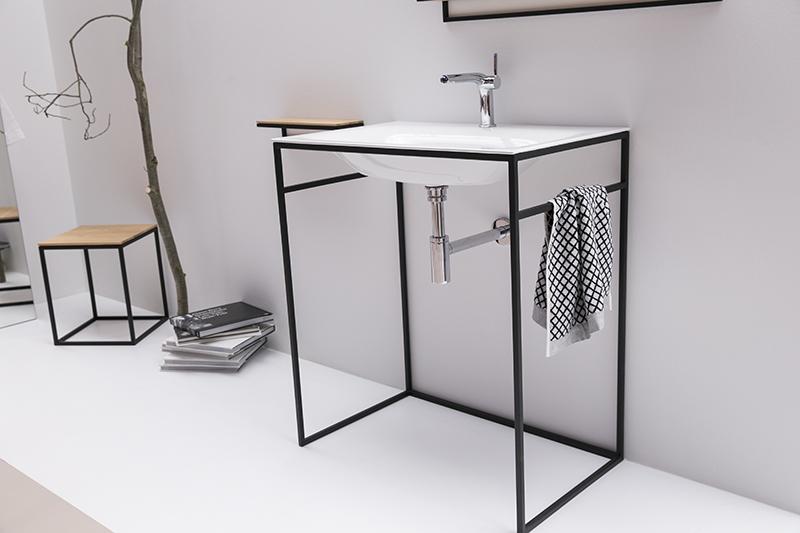 Badezimmerdesign-minimalistisch