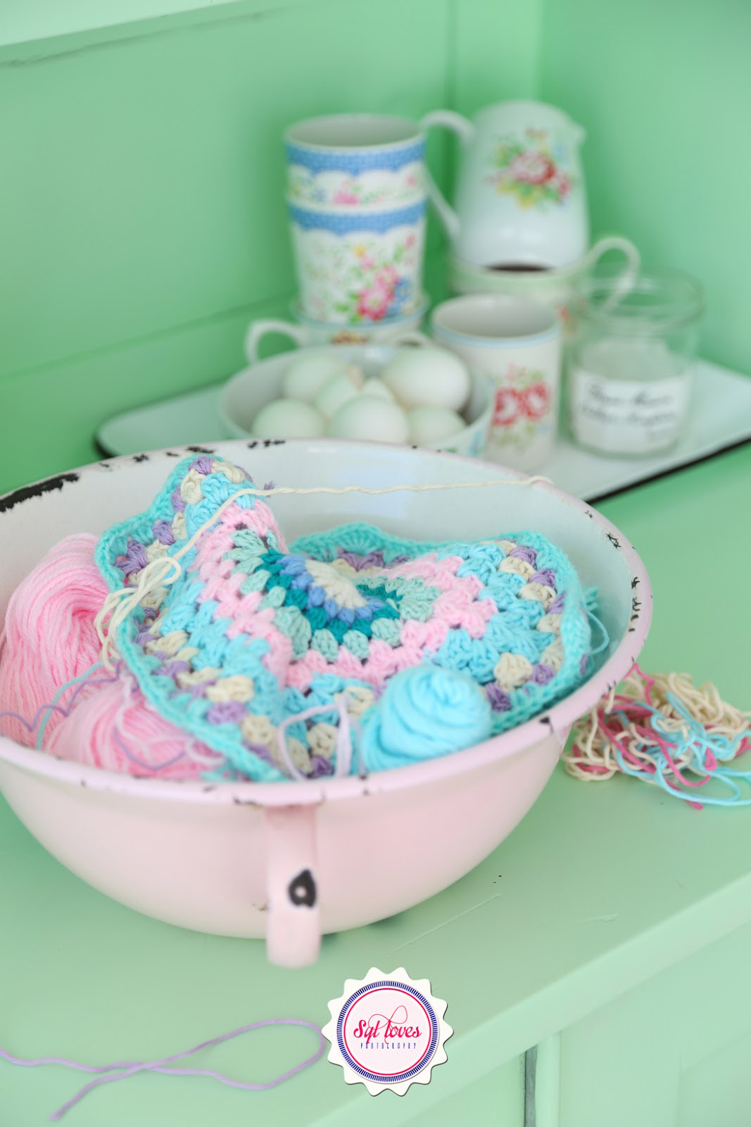 Sylloves-shabby-mint