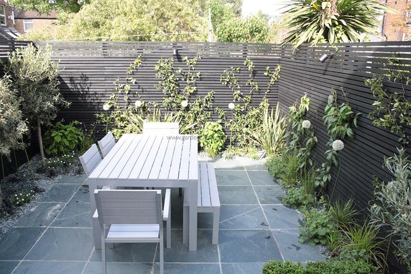 traumhafte ideen wie ihr eure kleine terrasse gestalten k nnt wohnkonfetti. Black Bedroom Furniture Sets. Home Design Ideas