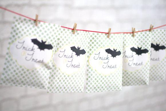 halloween-papiertaschen
