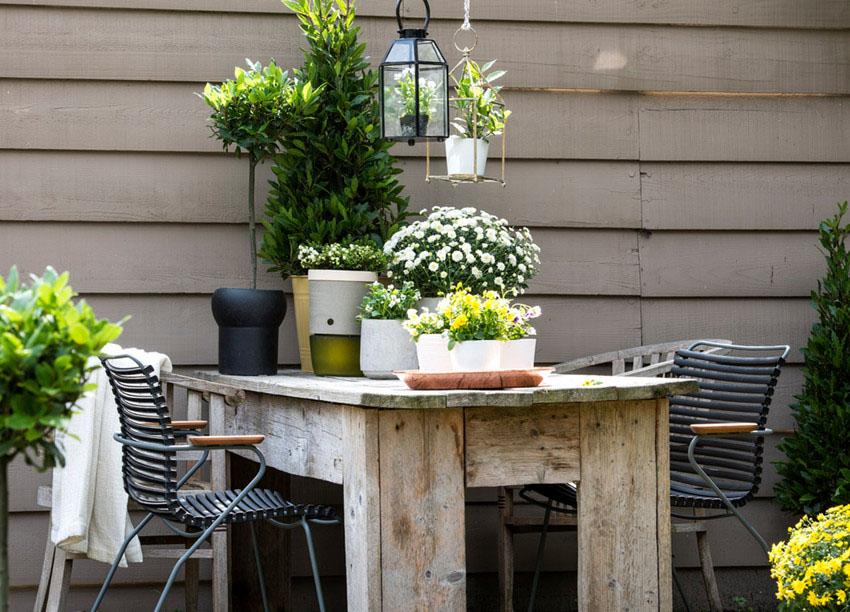 Sch ne ideen f r eure herbstdeko auf terrasse und balkon for Dekoration terrasse