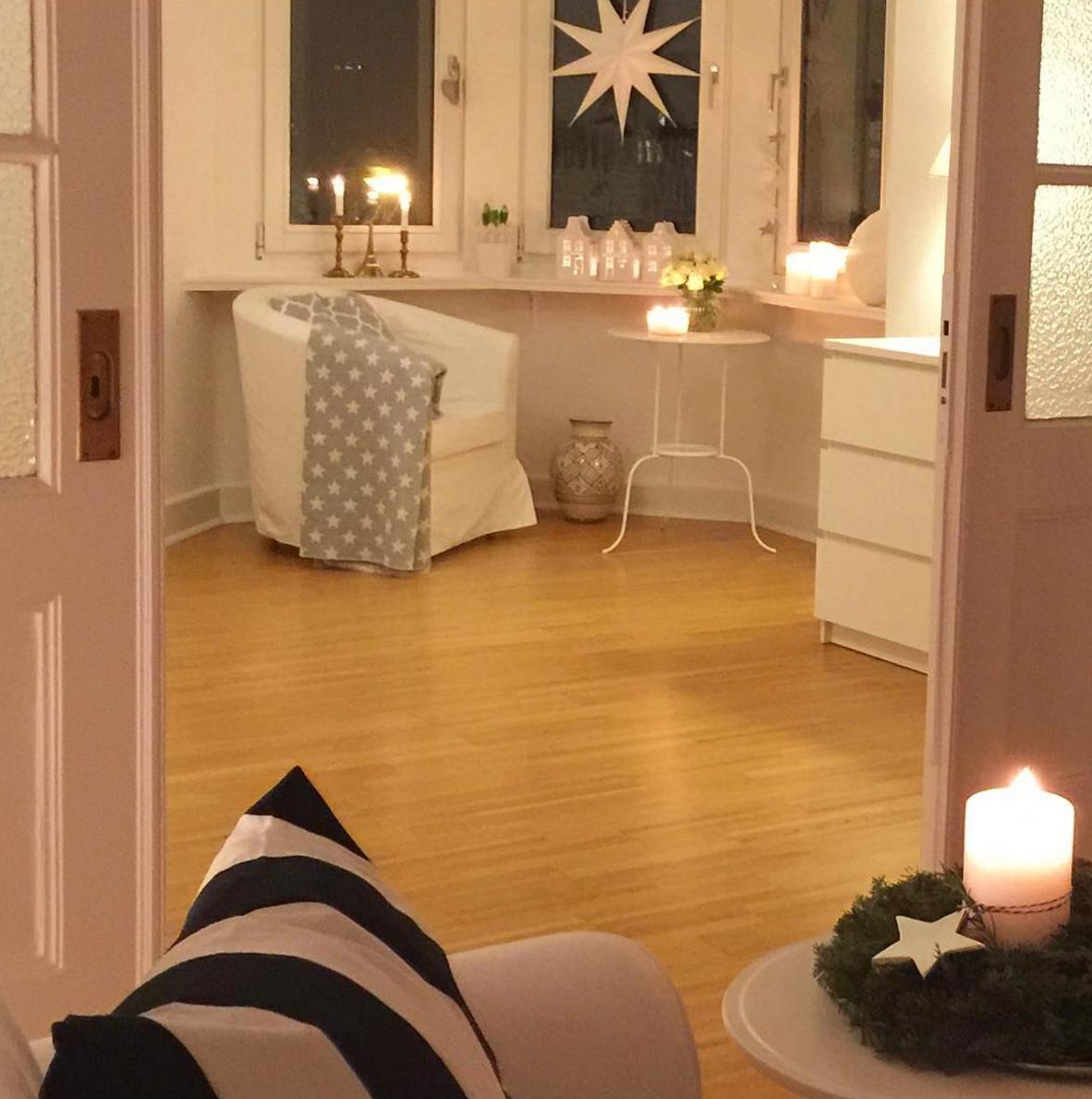 Bloggermaman-Wohnzimmer