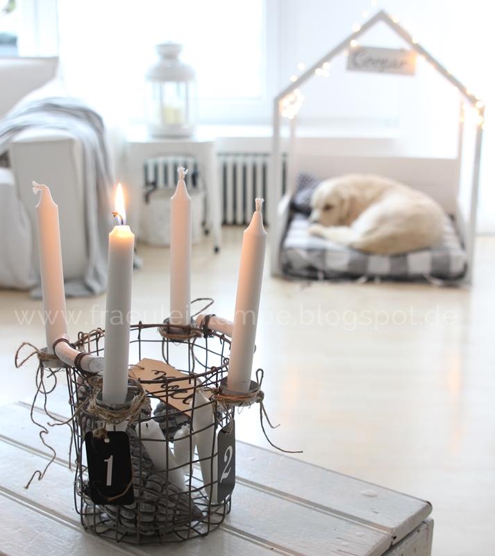 Weihnachtsdeko im wohnzimmer so sieht es gerade bei einigen bloggern aus wohnkonfetti - Weihnachtsdeko ideen ...