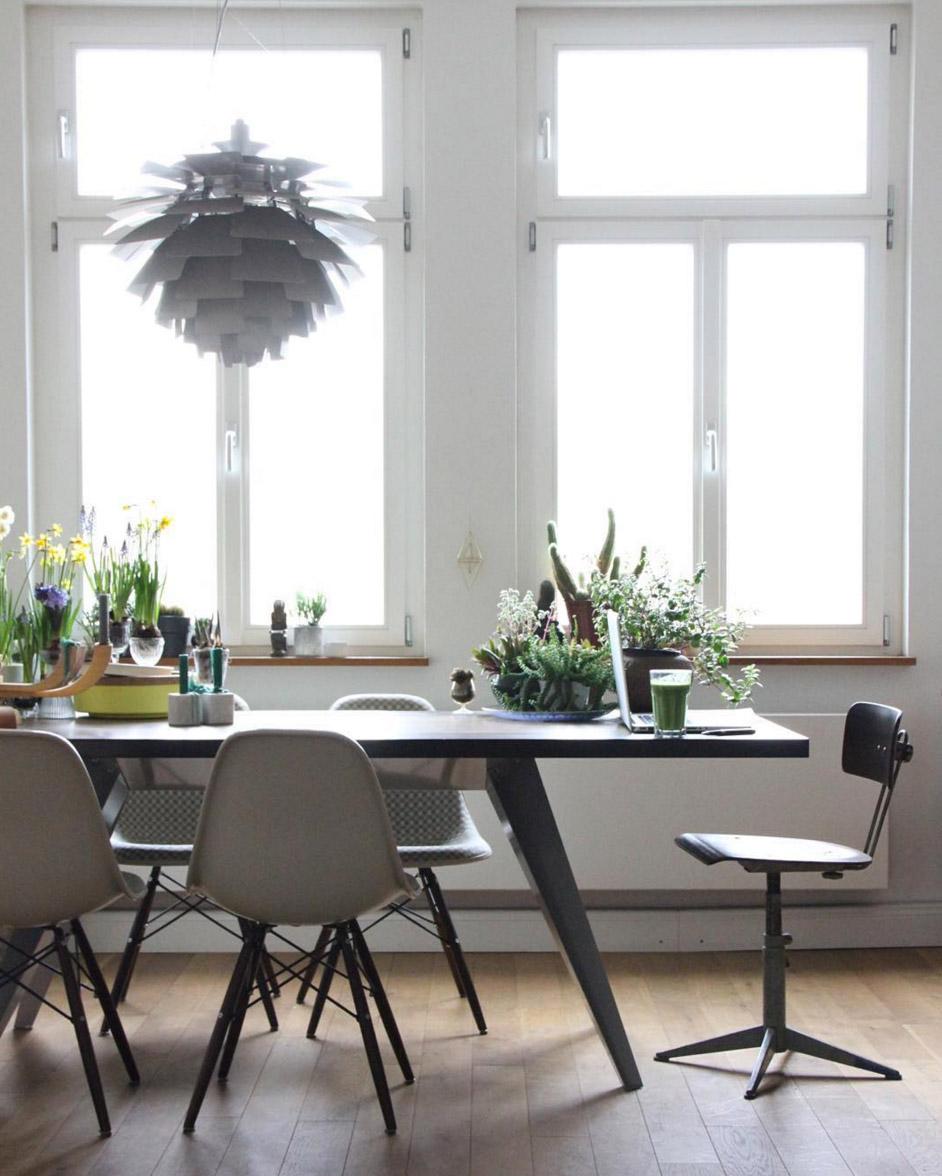 esszimmer einrichten die sch nsten ideen von instagram lieblingskonfetti wohnkonfetti. Black Bedroom Furniture Sets. Home Design Ideas