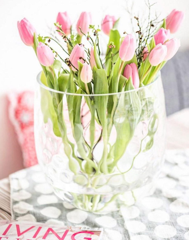 sch ne dekoideen mit blumen und die sch nsten vasen berhaupt vasenkonfetti wohnkonfetti. Black Bedroom Furniture Sets. Home Design Ideas