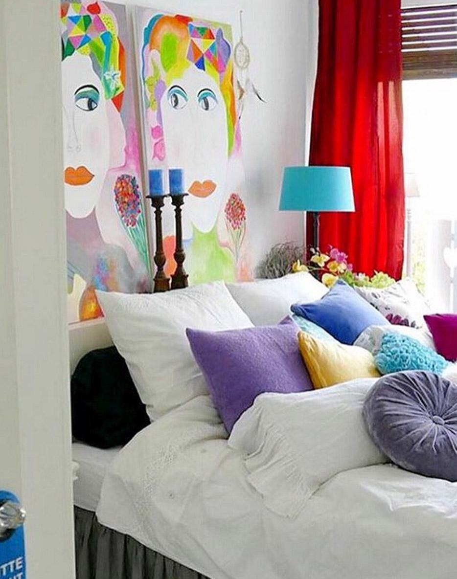 buntes-schlafzimmer-ideen