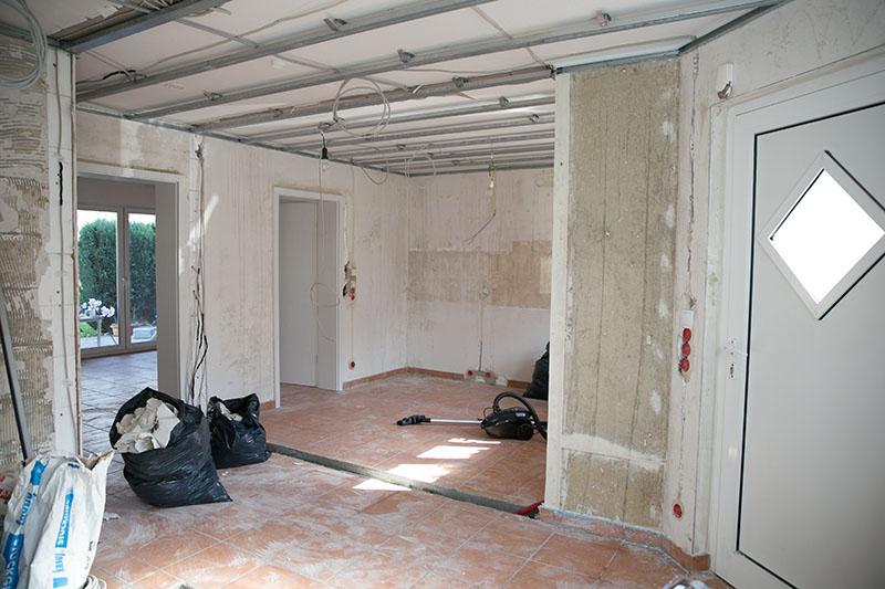 es geht los die renovierung des reihenh uschens wohnkonfetti. Black Bedroom Furniture Sets. Home Design Ideas