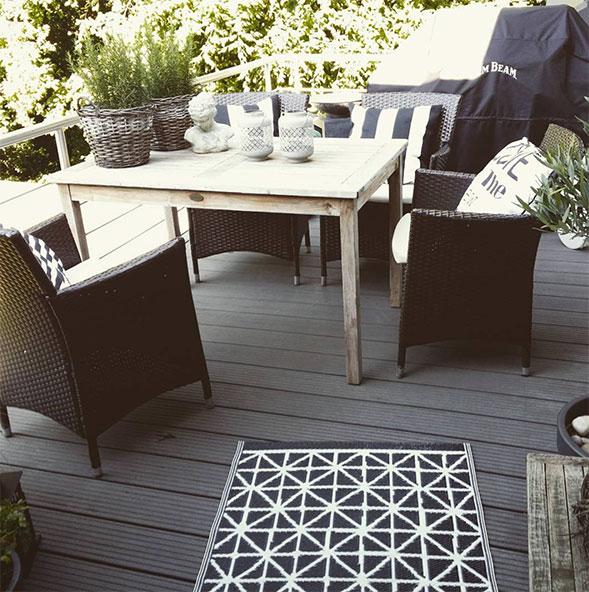 ideen f r den balkon kleinen balkon gestalten wohnkonfetti die sch nsten deko ideen f r den. Black Bedroom Furniture Sets. Home Design Ideas