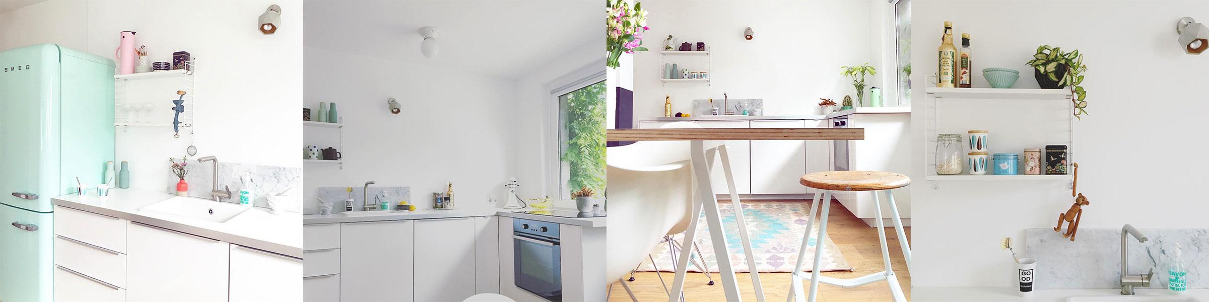 k chenideen 2017. Black Bedroom Furniture Sets. Home Design Ideas