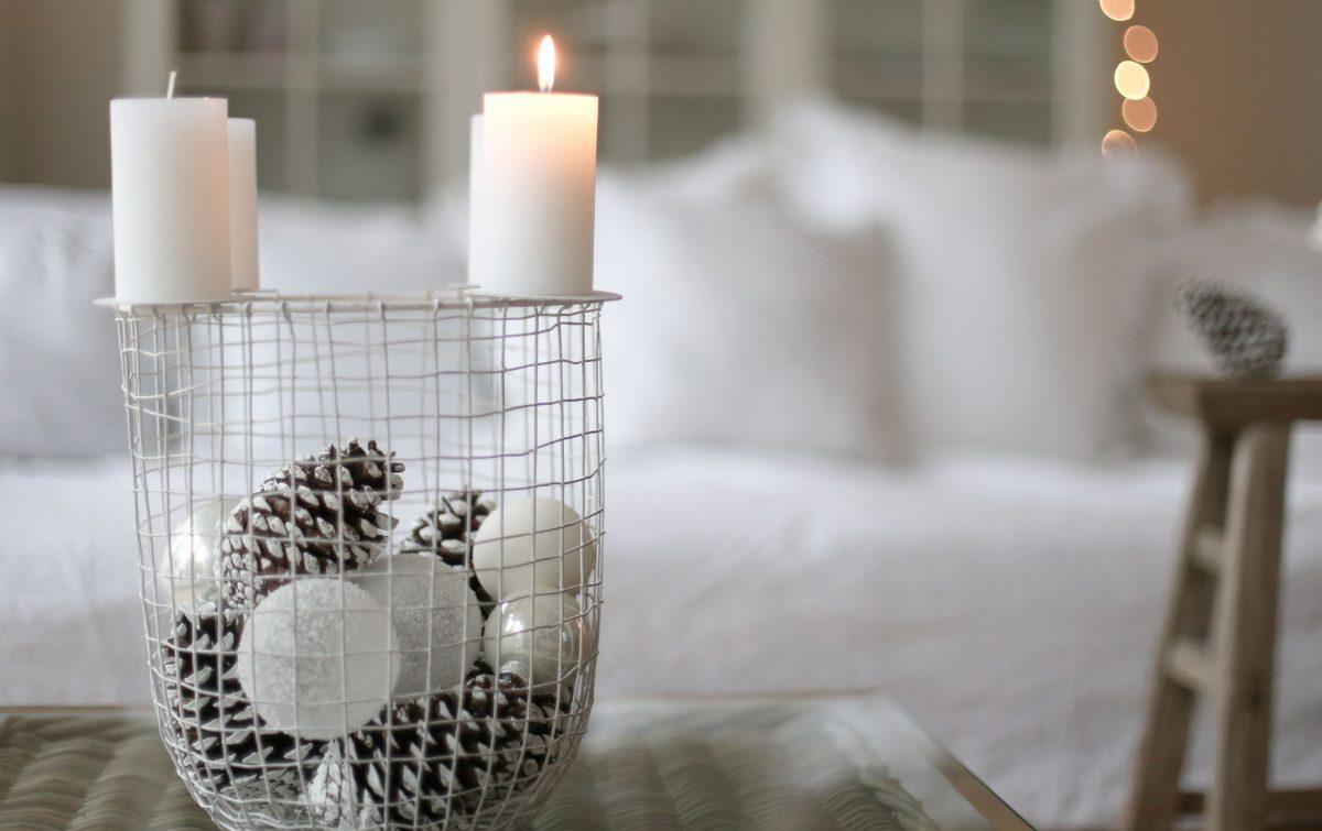 1. Advent … und ganz viel Weiß