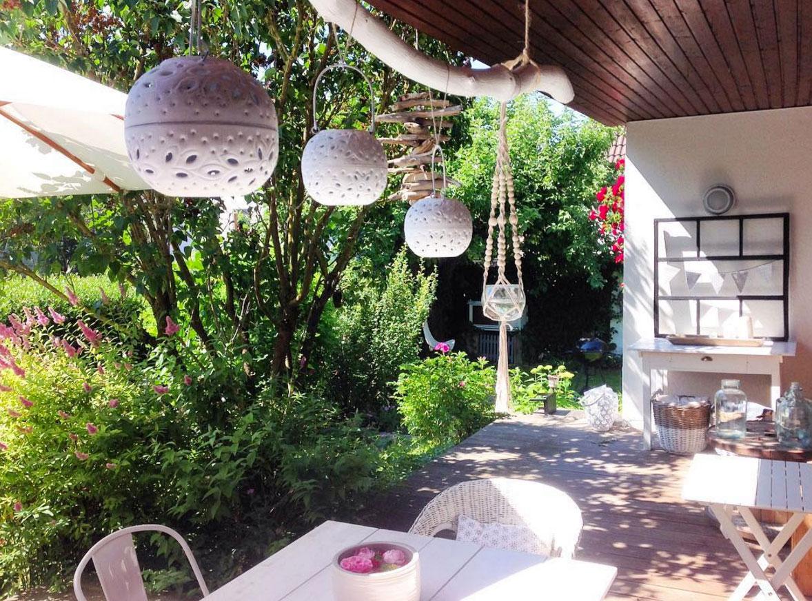 Beleuchtung terrasse ideen wohnkonfetti - Beleuchtung terrasse ...