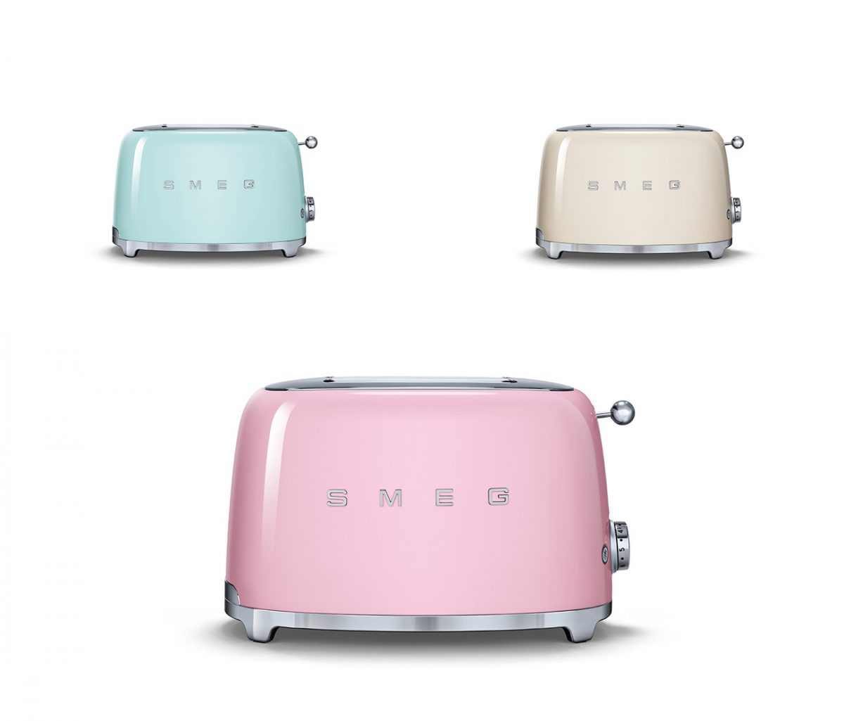 Neue Küchengeräte von SMEG - Wohnkonfetti
