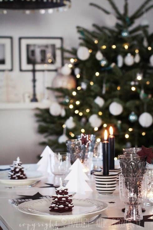 Weihnachtsbaum schm cken sch ne ideen wohnkonfetti - Tischdeko ideen weihnachten ...
