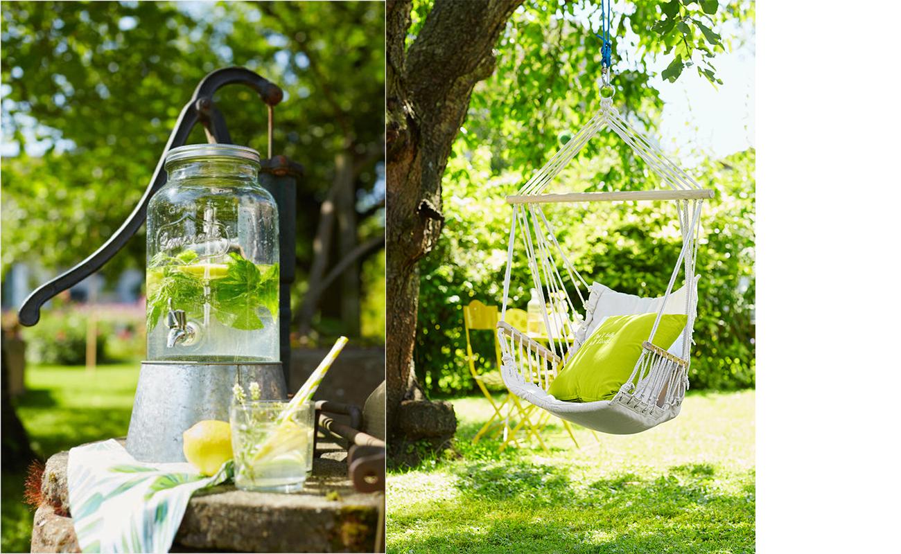 praktisch und sch n getr nkespender f r den sommer wohnkonfetti. Black Bedroom Furniture Sets. Home Design Ideas