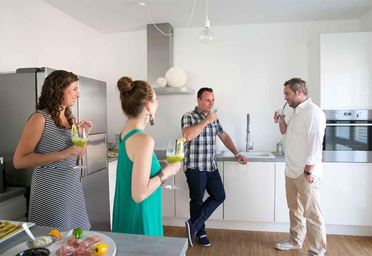Beste Dekoration Für Küchenparty Galerie - Küchenschrank Ideen ...