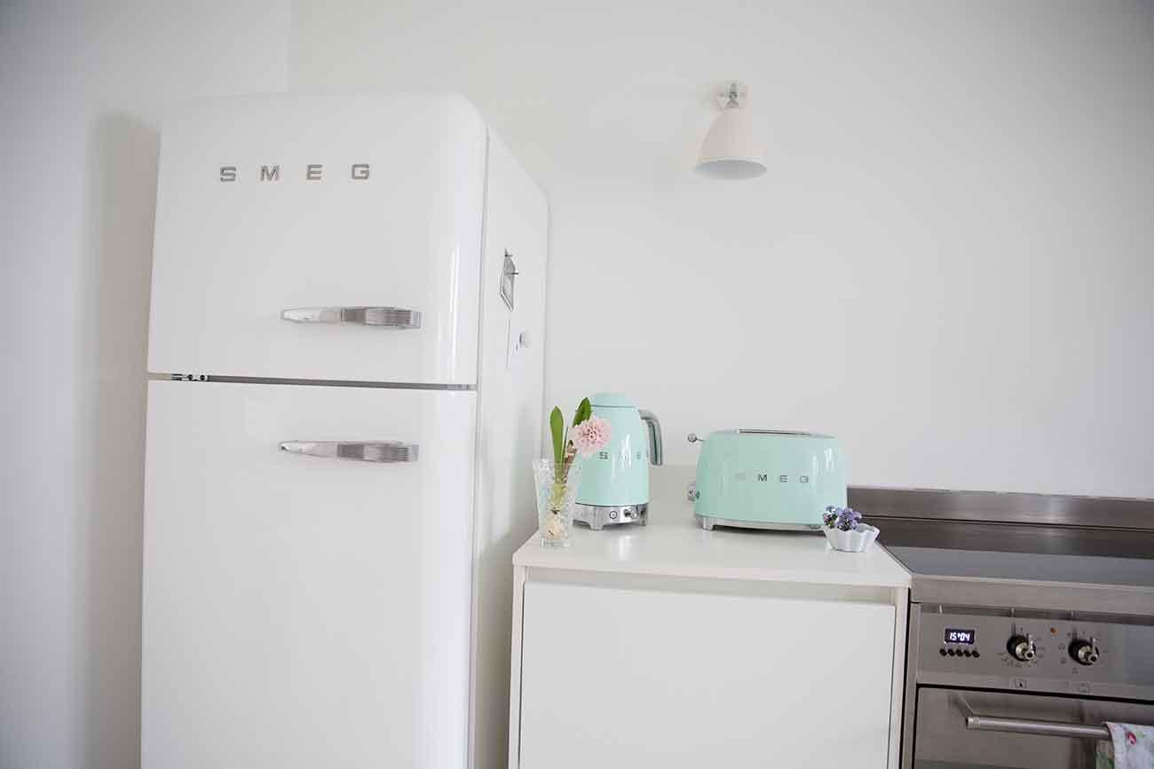 Smeg Kühlschrank Rot : Smeg fab retro kühlschrank welter welter köln