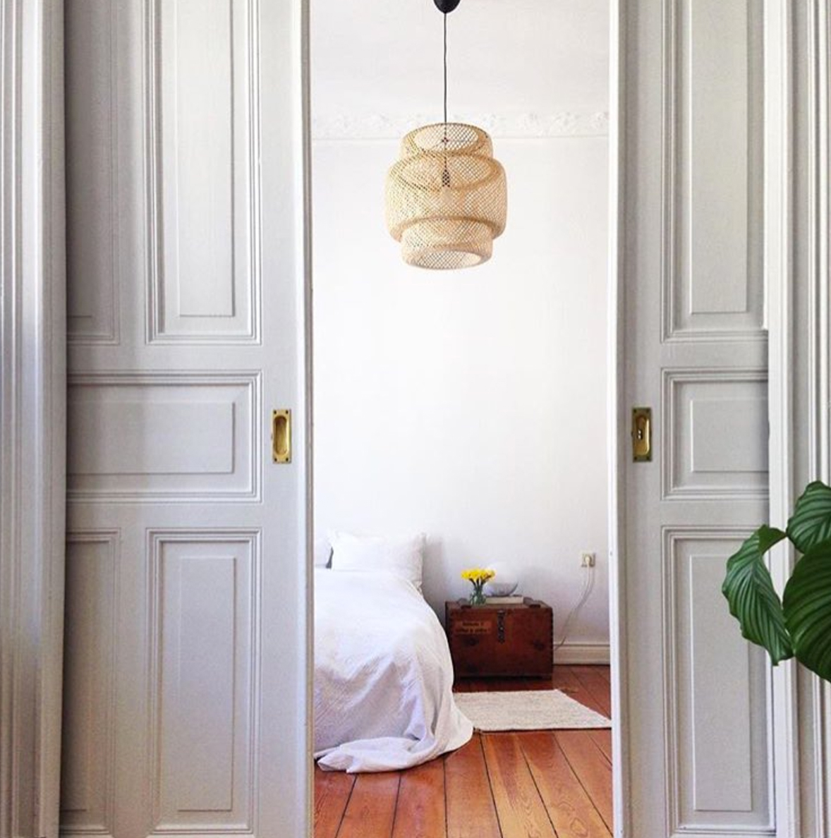 schlafzimmer-ideen-altbau - Wohnkonfetti