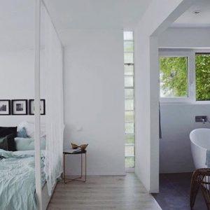 schlafzimmer-und-bad-ein-raum - Wohnkonfetti