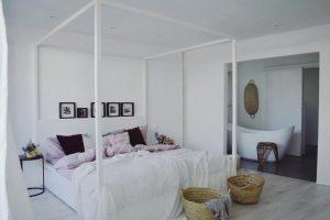 schlafzimmer-und-badezimmer-ein-raum - Wohnkonfetti