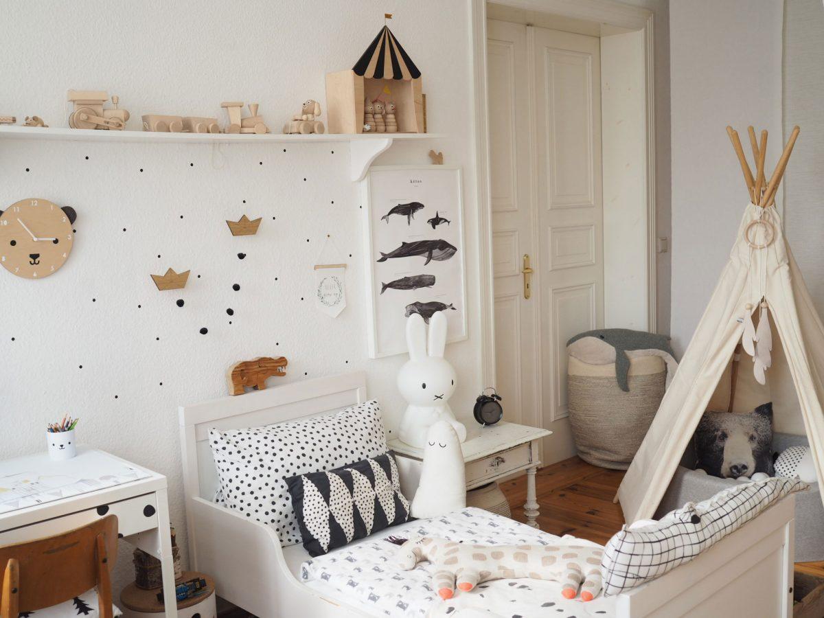 Instagram-Lieblinge: Zuhause im Kinderzimmer bei Katharina